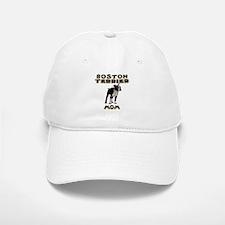 Boston Terrier Mom Baseball Baseball Cap
