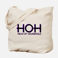 Head of Household - Big Brother Tote Bag