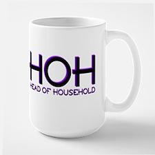 Head of Household - Big Brother Mugs