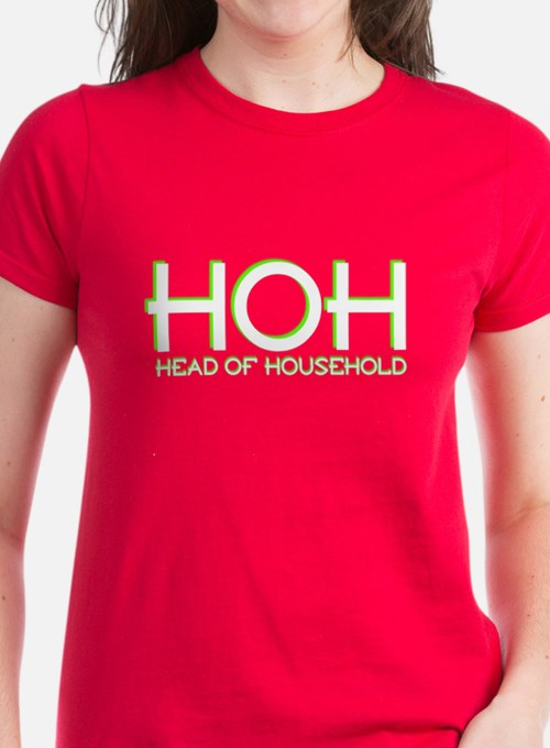 Head of Household - Big Brother T-Shirt