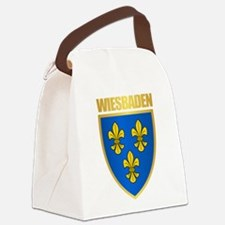 Wiesbaden Canvas Lunch Bag