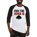 #4 Free the Jena Six Baseball Jersey