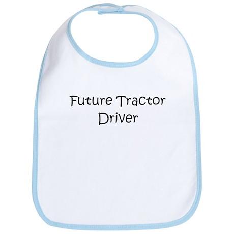 Future Tractor Driver Bib