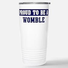 Cute Womble Travel Mug