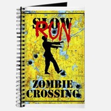 RUN Zombie Crossing Journal