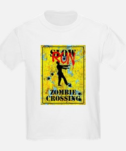 RUN Zombie Crossing T-Shirt