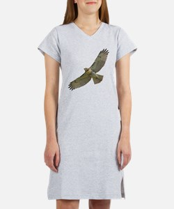 Cute Bird Women's Nightshirt