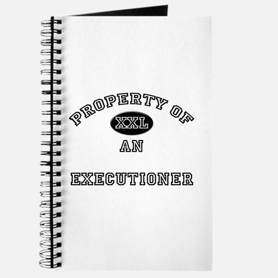 Property of an Executioner Journal