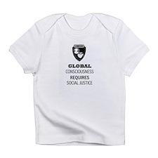 Funny Social justice Infant T-Shirt