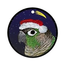 Christmas Night GC Conure Christmas Ornament