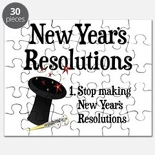New Years Resolutions Puzzle