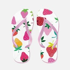 STRAWBERRY PATCH Flip Flops