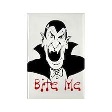 Bite Me Rectangle Magnet (100 pack)