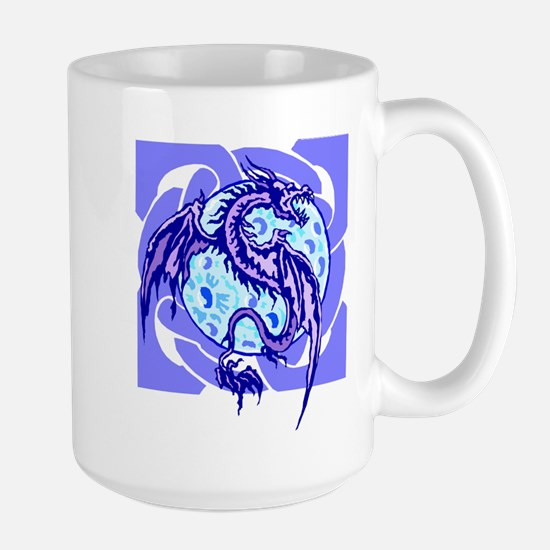 Dragon Pride Large Mug