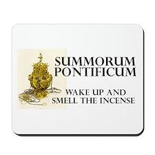 Summorum pontificum Mousepad