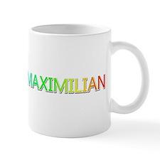 Peace Love Maximilian Mugs
