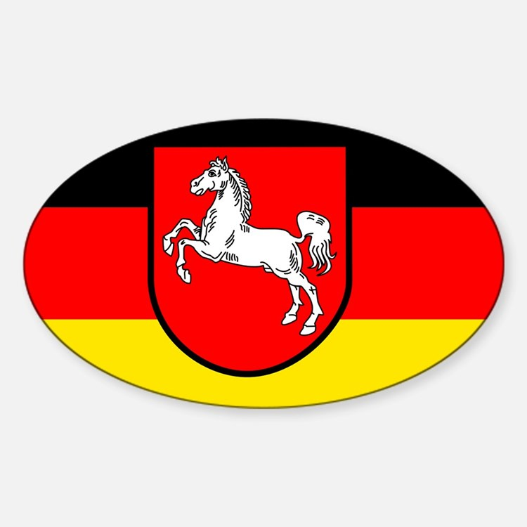 Lower Saxony Decal