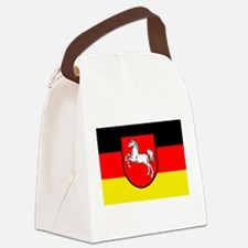 Lower Saxony Canvas Lunch Bag