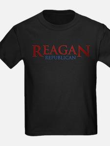 Unique I love ronald reagan T