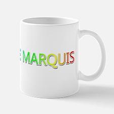 Peace Love Marquis Mugs