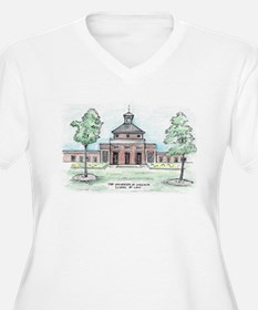 University of Virginia School of Plus Size T-Shirt