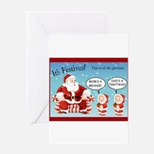 Unique Kids humor Greeting Card
