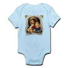Mary was Pro-Life (square) Body Suit