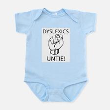 Dyslexics Untie Body Suit