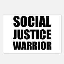Social Justice Warrior Postcards (Package of 8)