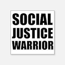 Social Justice Warrior Sticker