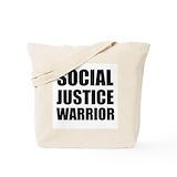 Social justice Canvas Totes