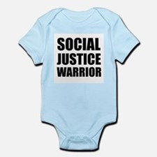Social Justice Warrior Body Suit