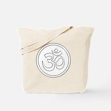 Namaste Om Shanti Tote Bag