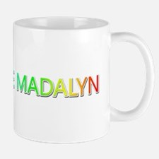 Peace Love Madalyn Mugs