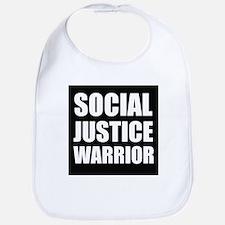 Social Justice Warrior Bib