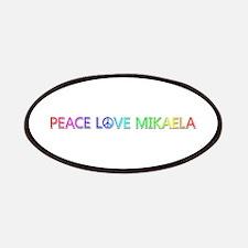 Peace Love Mikaela Patch