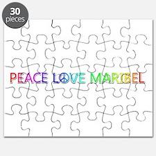 Peace Love Maribel Puzzle