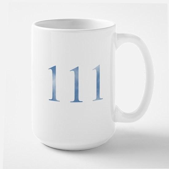 111 Cloud Large Mug