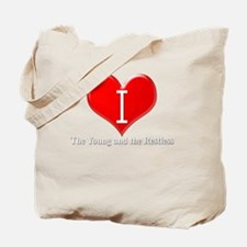 Funny Young Tote Bag