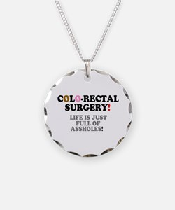 COLO-RECTAL SURGERY - LIFE I Necklace