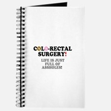 COLO-RECTAL SURGERY - LIFE IS JUST FULL OF Journal