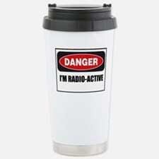 Cute Radioactive Travel Mug