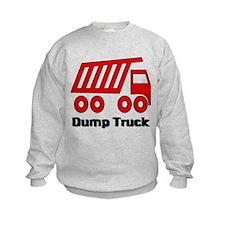 Dump Truck Sweatshirt
