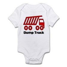 Dump Truck Onesie