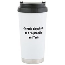 Cute Veterinary humor Travel Mug