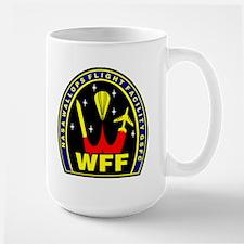 Ariane Program Logo Large Mug Mugs