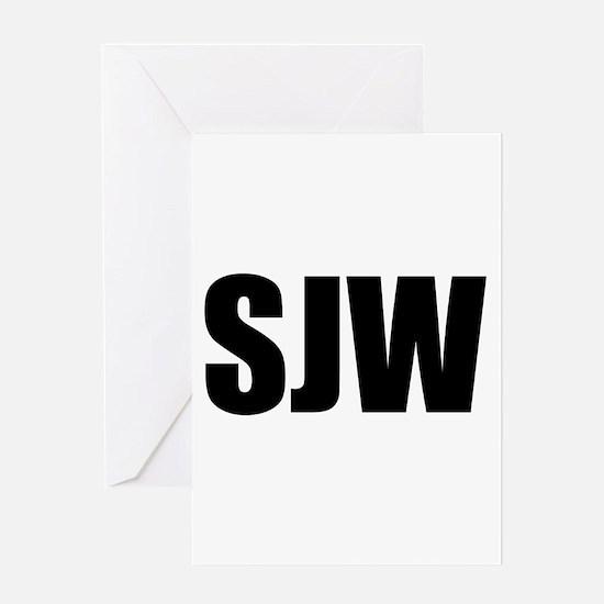 SJW Greeting Cards