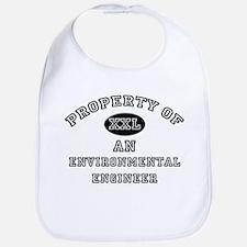 Property of an Environmental Engineer Bib