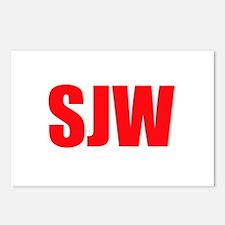 SJW Postcards (Package of 8)