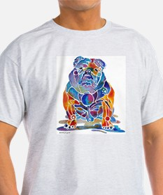 Unique English bulldogs T-Shirt